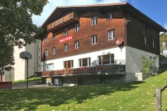Pension Strem - Aussenansicht