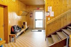 Pension Strem - Eingang / Entrée